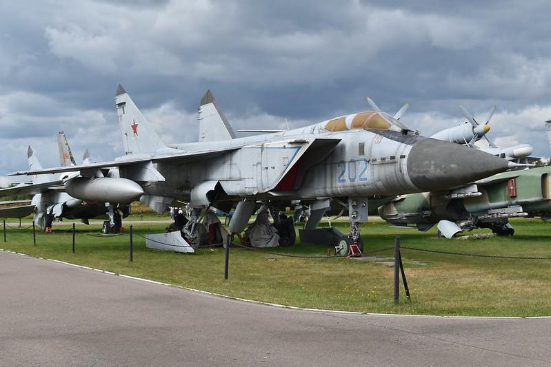 Zmarł główny konstruktor MiG-31 Valery Vasilkov. Miał 62 lata
