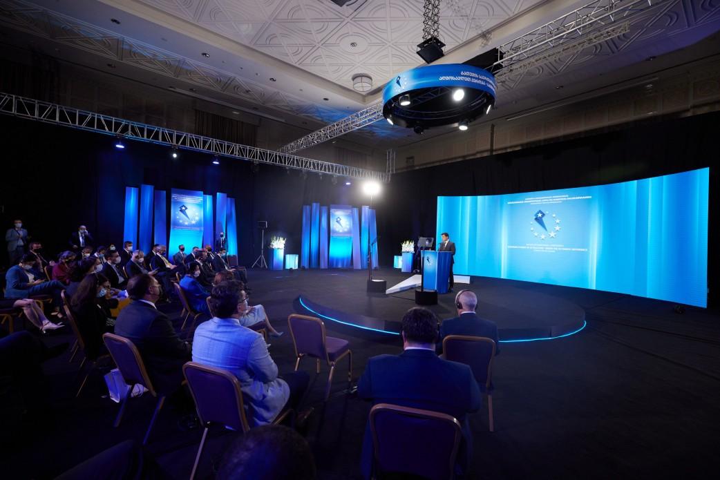 Mocne przemówienie Zełenskiego w Batumi. Mówił o integracji europejskiej Ukrainy, Mołdawii i Gruzji