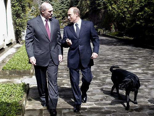 Łukaszenka spotka się z Putinem w Petersburgu