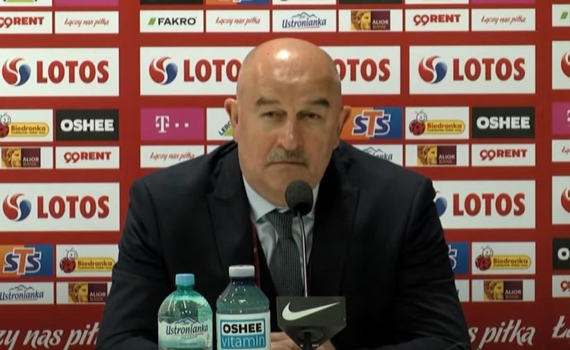 Czerczesow nie chce zrezygnować z trenowania reprezentacji Rosji
