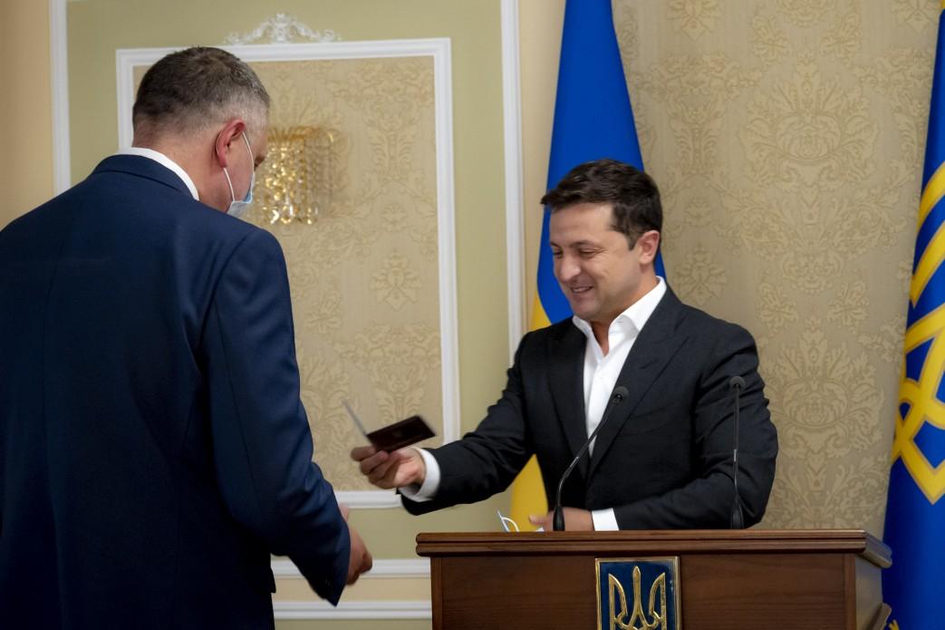 Ukraina ma nowego szefa wywiadu. Został nim Ołeksandr Łytwynenko