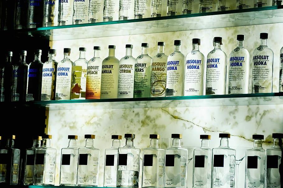Ukraina chce zakazać sprzedaży alkoholu i papierosów w supermarketach