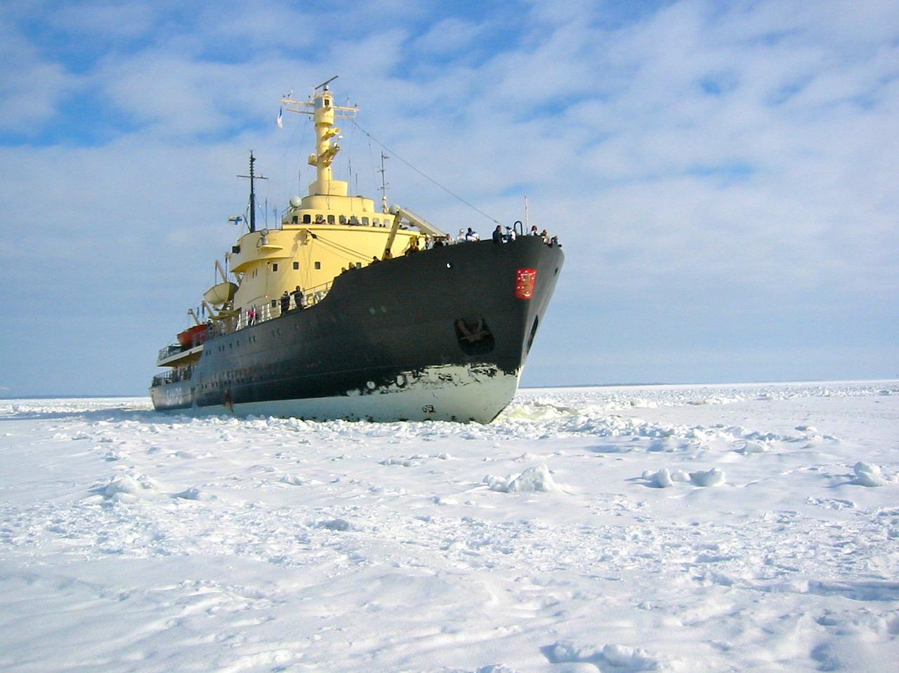 Ukraina planuje kupić lodołamacz za pięć milionów dolarów