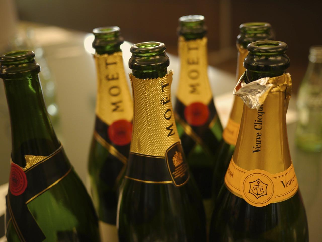 Moët Hennessy w Rosji nie będzie już szampanem