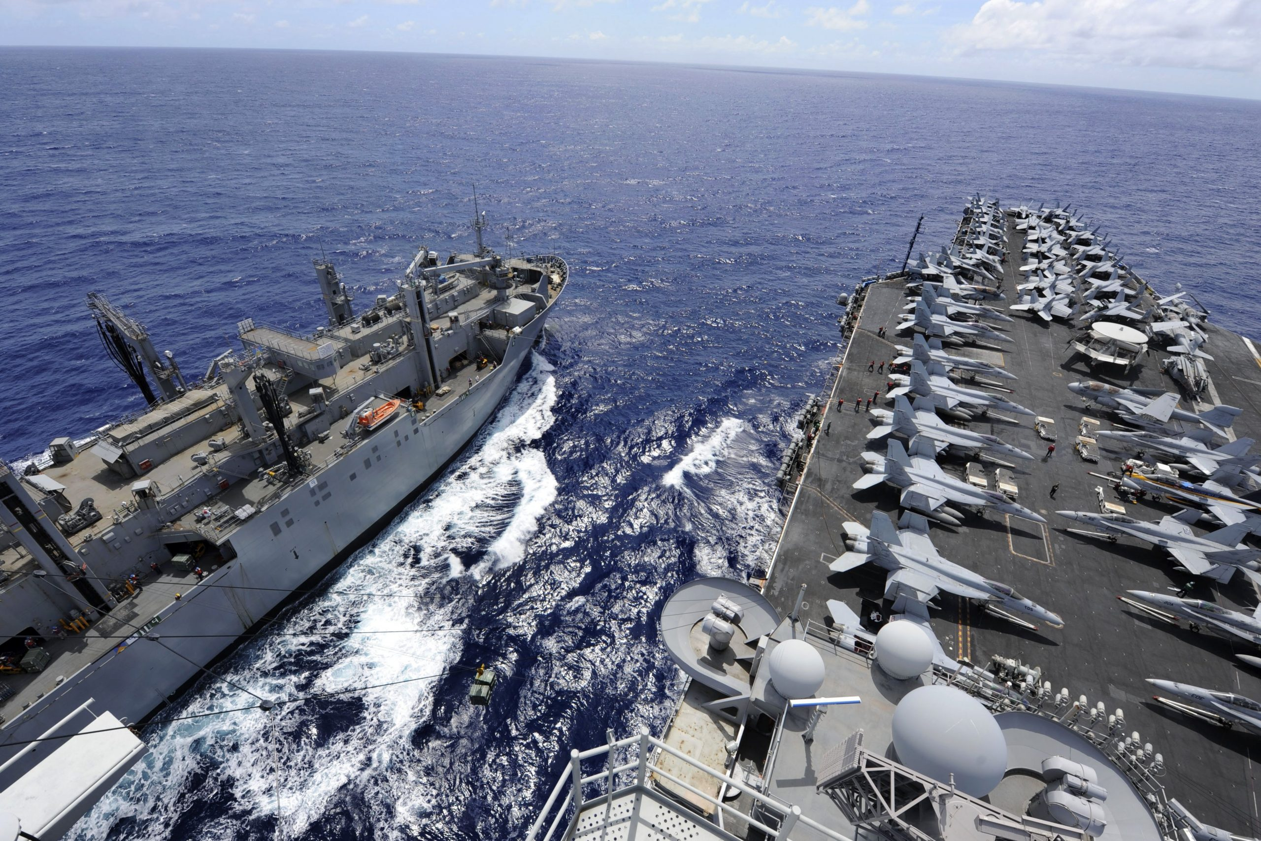 Hiszpania nie wpuściła rosyjskich okrętów wojennych do swojego portu
