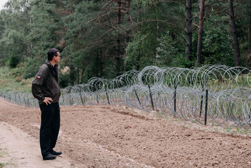 Polska wprowadza stan wyjątkowy. Przyczyną kryzys na granicy polsko — białoruskiej