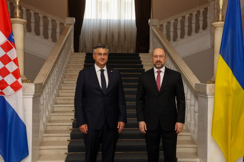 Chorwacja zaoferowała Ukrainie pomoc w rozminowywaniu obszarów na Donbasie