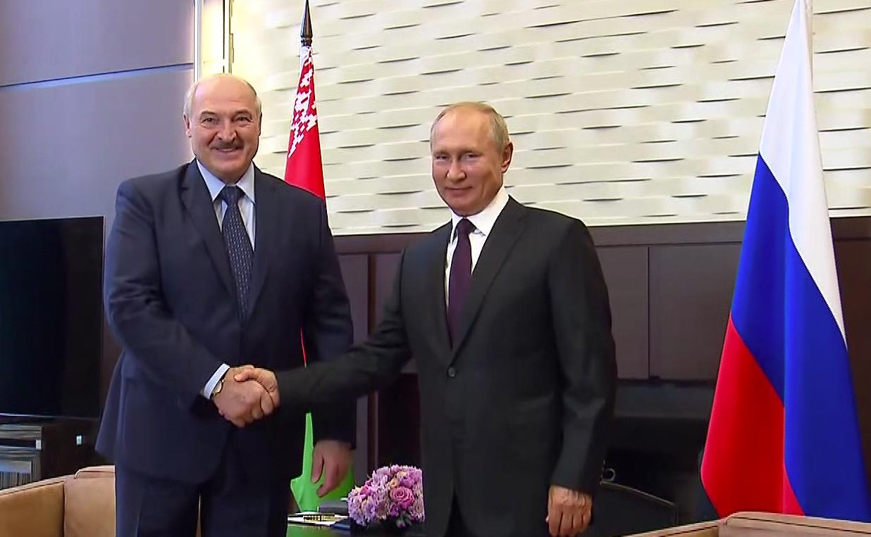 Łukaszenko znowu spotka się z Putinem