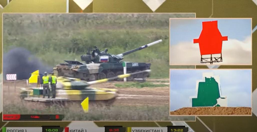 Rosjanie po raz szósty zorganizowali Międzynarodowe Igrzyska Wojskowe