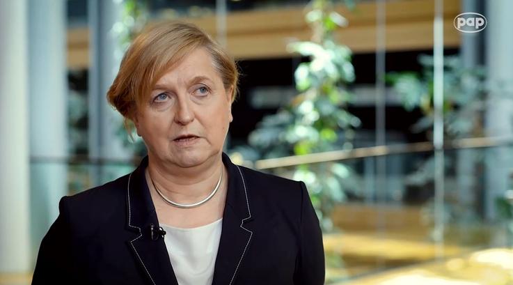 Anna Fotyga: w UE potrzebna ponowna refleksja nad projektami typu Nord Stream 2