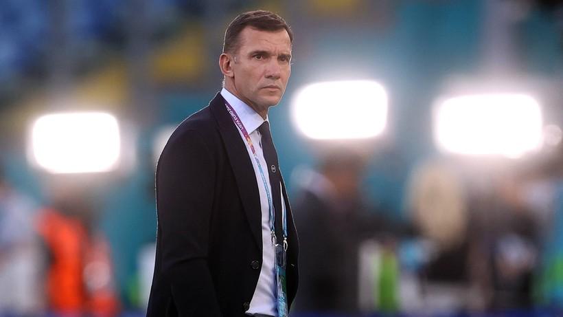 Szewczenko ogłosił zakończenie kontraktu  trenera reprezentacji Ukrainy w piłce nożnej