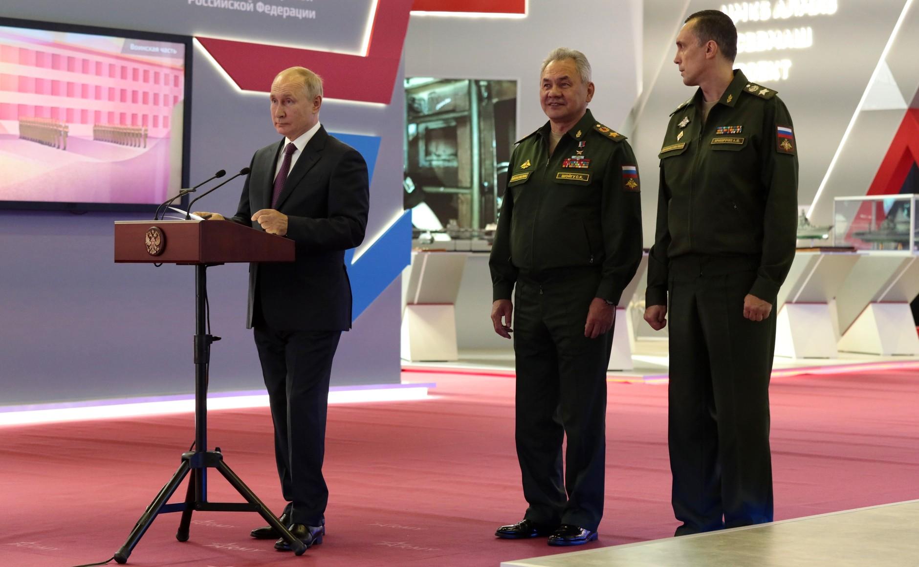 Rosja rozbudowuje flotę okrętów podwodnych