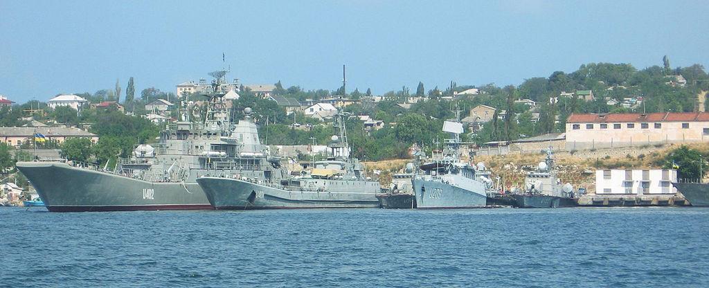 Rada Bezpieczeństwa Narodowego i Obrony Ukrainy opracowuje Strategię Bezpieczeństwa na Morzu