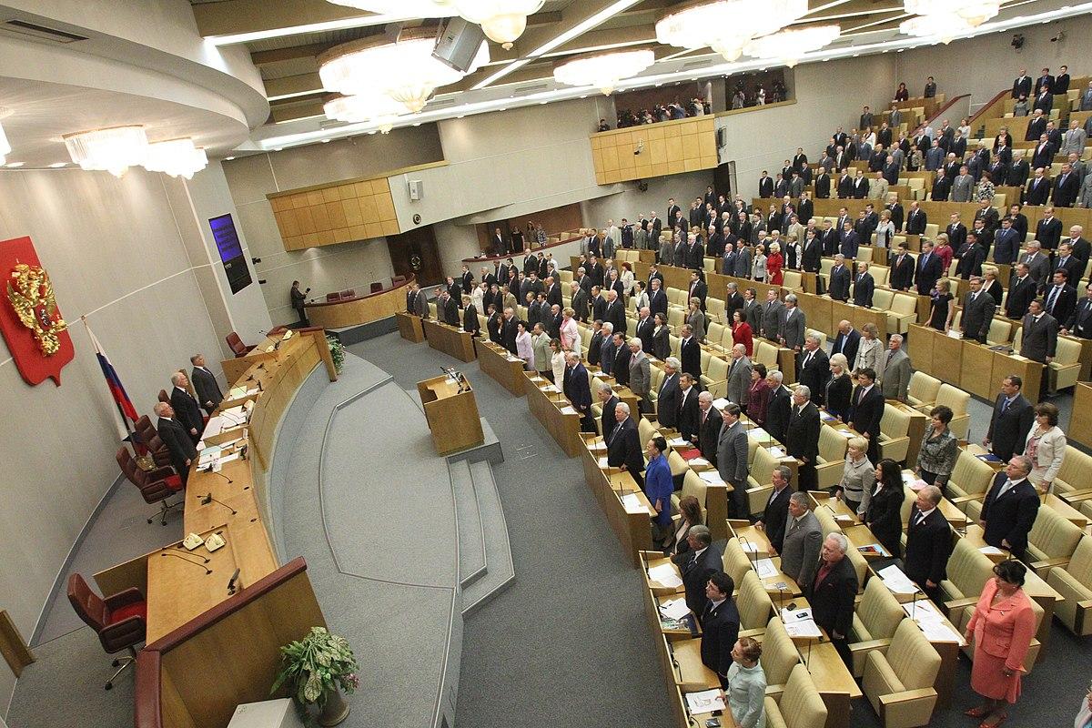 Putinowska Jedna Rosja wygrała wybory do Dumy Państwowej