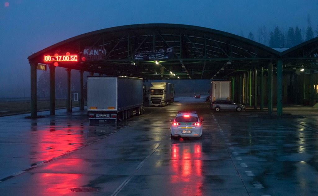 Na Ukrainie planują otworzyć nowe przejścia graniczne na granicy z Polską i Słowacją