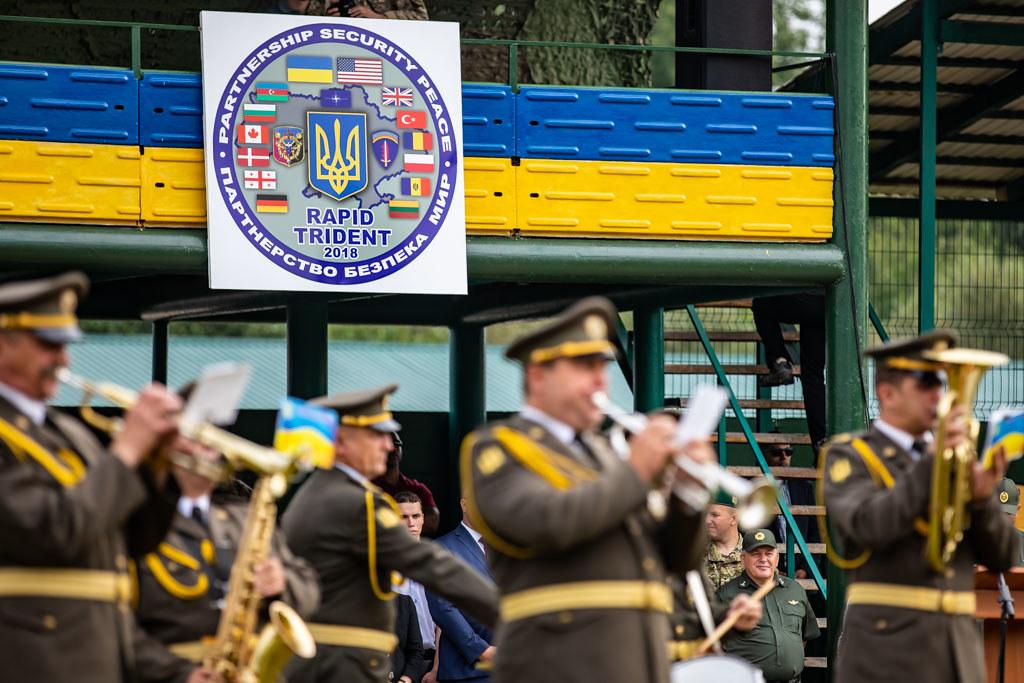 Na Ukrainie rozpoczęły się największe międzynarodowe ćwiczenia Rapid Trident