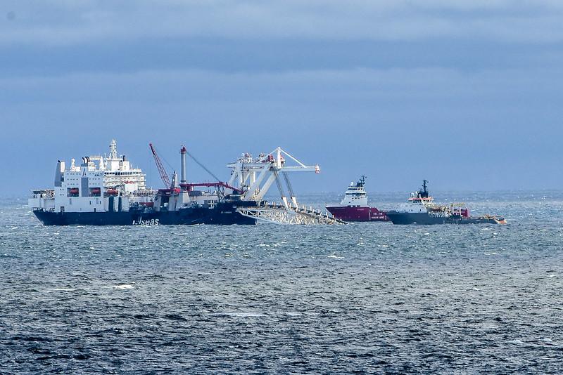 Nord Stream 2 ukończony, ale na przesył gazu trzeba jeszcze poczekać