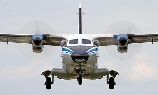 W Rosji rozbił się samolot pasażerski: zginęły cztery osoby