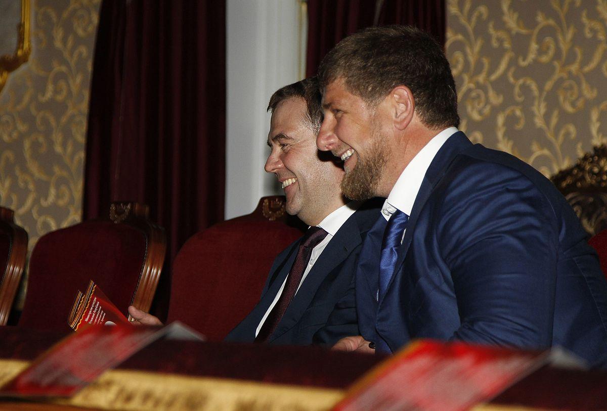 """Kadyrow zachwala Putina. Twierdzi, że dzięki niemu Czeczenia """"pokonała terroryzm"""""""