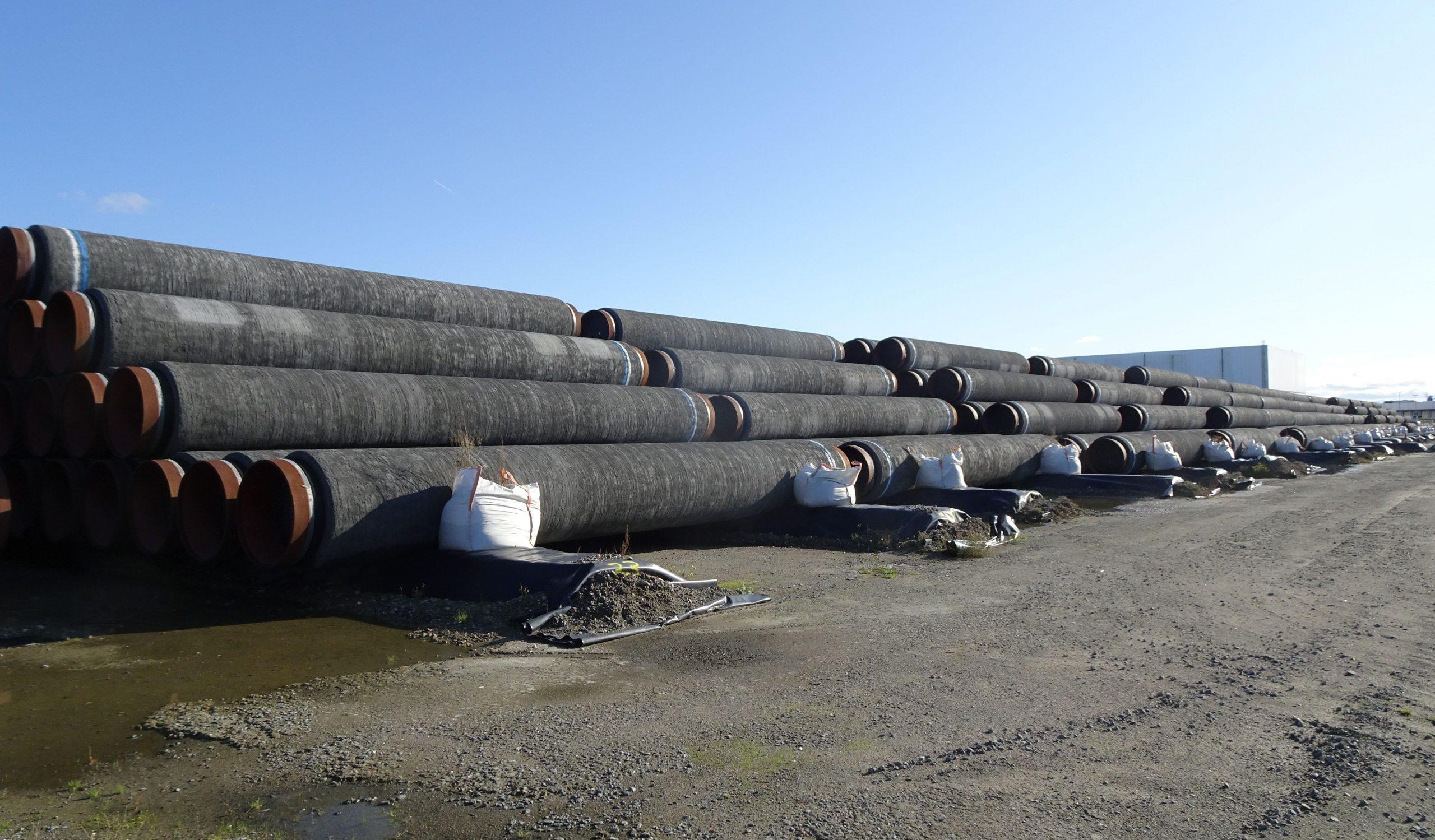 Zełenski stworzył grupę roboczą do przeciwdziałania zagrożeniom po powstaniu Nord Stream-2