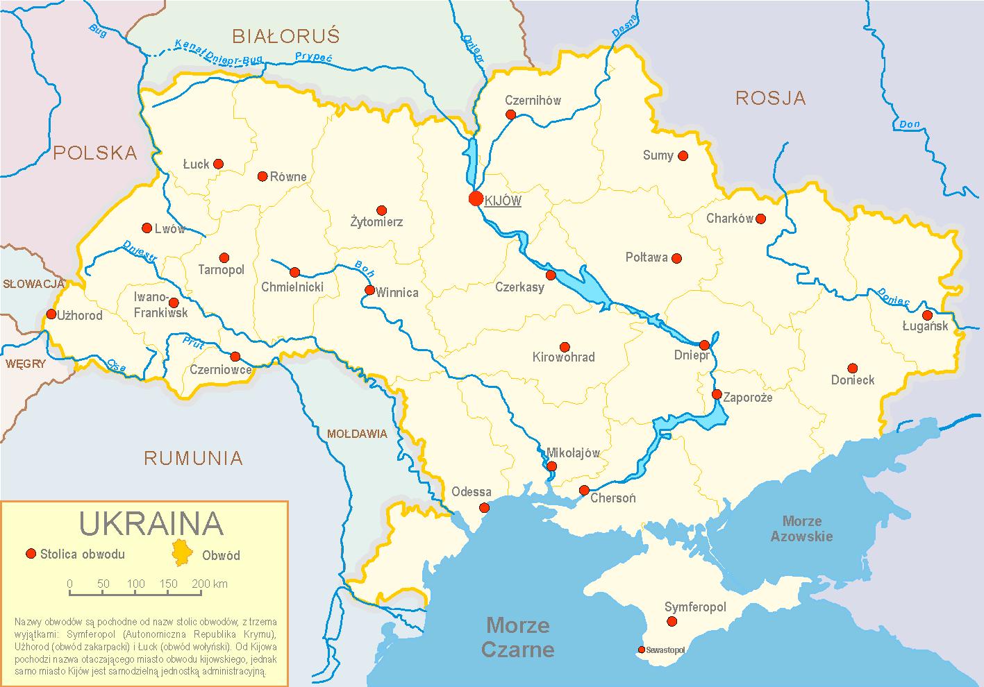 Na Ukrainie zatwierdzili budżet na przeprowadzenie spisu ludności w 2023 roku