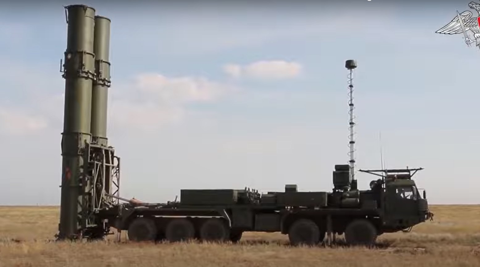 Rosja zakończyła testy systemu przeciwlotniczego S-500. Pierwsze zestawy mają trafić do jednostek