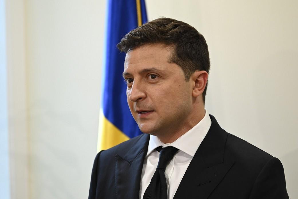 Wizyta Zełenskiego w USA. Prezydent Ukrainy o spotkaniu z Joe Bidenem