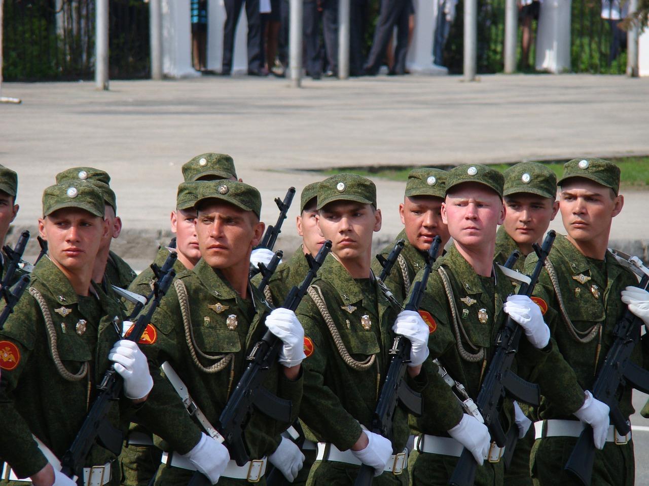 Rosja zwiększa liczbę rezerwistów
