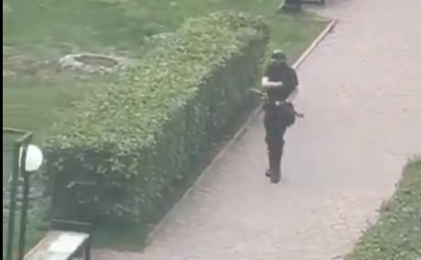 Strzelanina na uniwersytecie w Rosji. Są ofiary