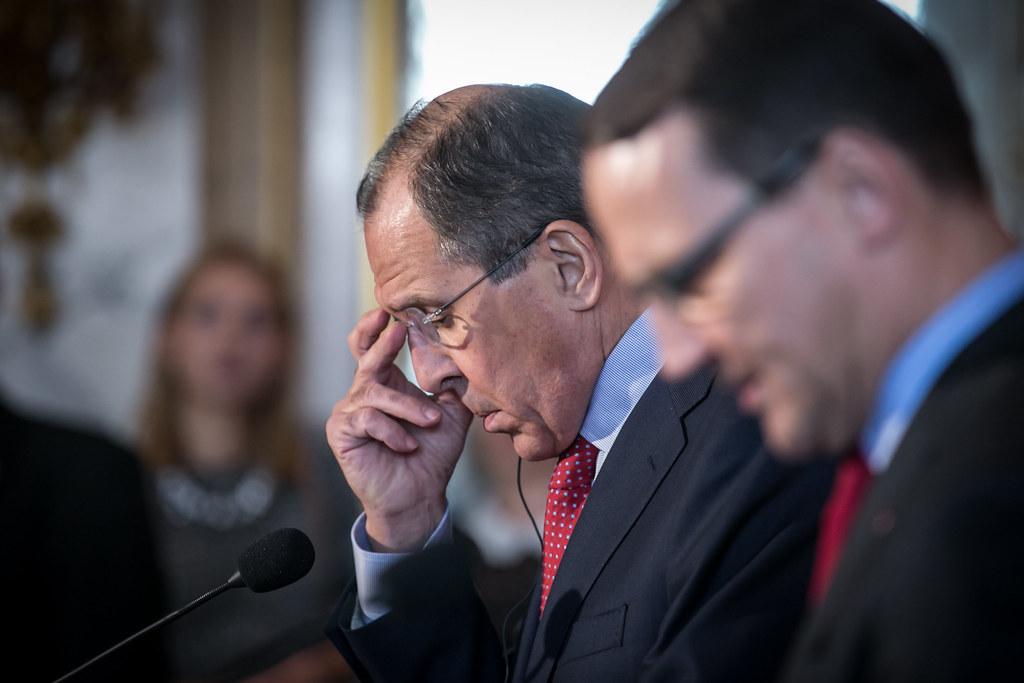 Rosja zawiesza działalność misji przy NATO