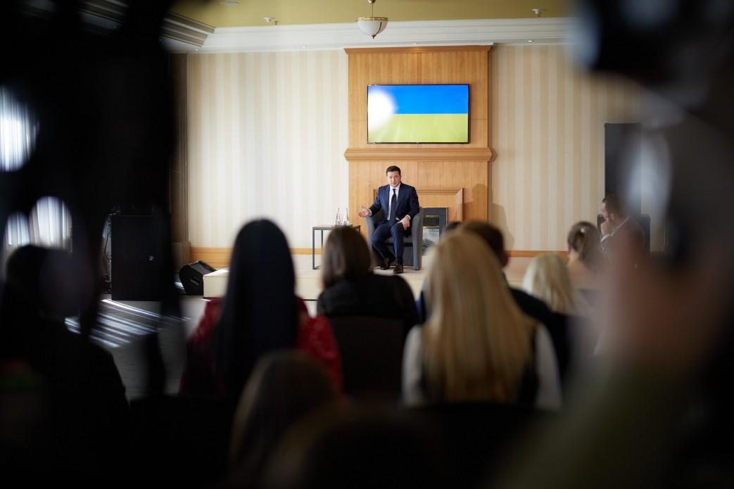 Zełenski obiecał zająć się sprawą aresztowania Saakaszwilego
