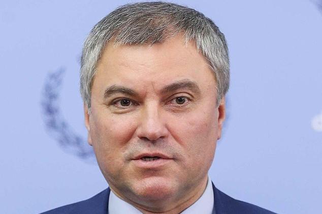 Szef Dumy Rosji chce odebrania Pokojowej Nagrody Nobla tym, którzy łamią prawa człowieka
