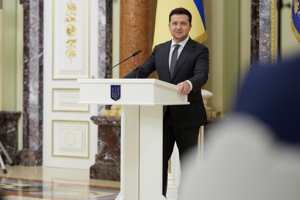 """Zełenski podpisał ustawę o reformie """"Ukroboronpromu"""""""