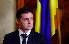 Zełenski i Szefir próbowali nielegalnie wycofać aktywa z banku