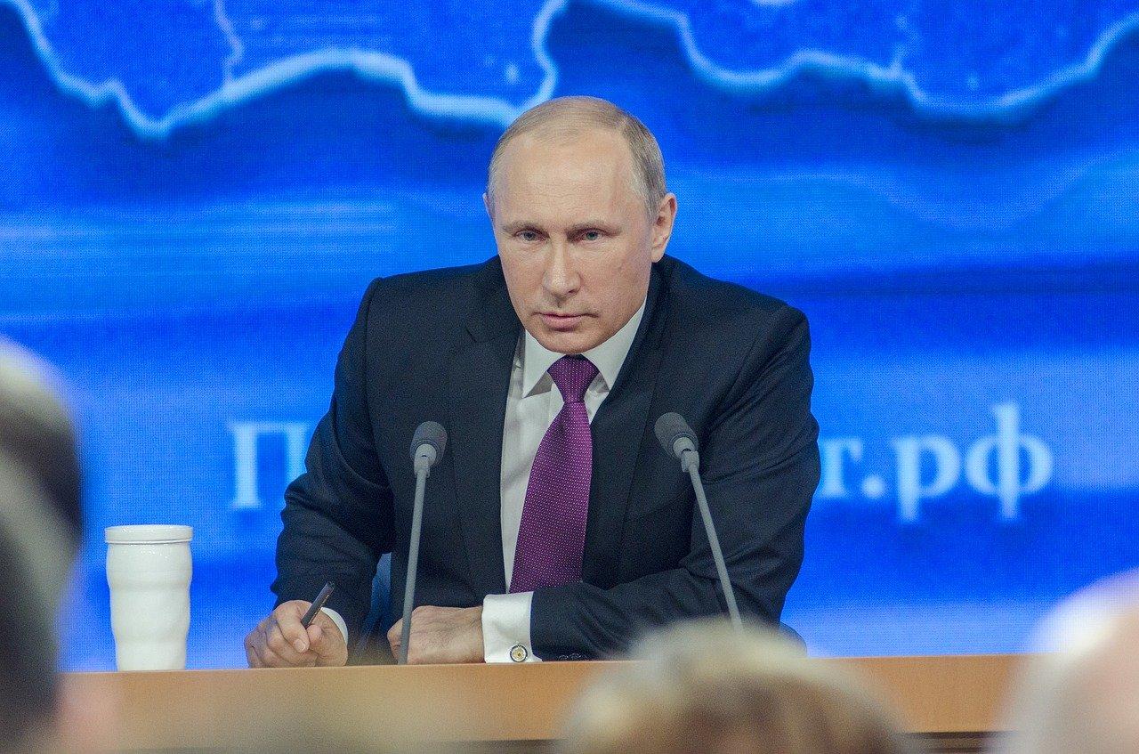 Putin oskarżył Komisję Europejską o rekordową cenę gazu